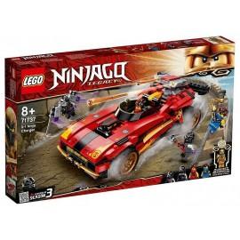 71737 LE CHARGEUR NINJA X-1 LEGO NINJAGO