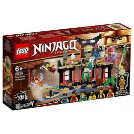 71735 LE TOURNOI DES ELEMENTS LEGO NINJAGO