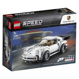 75895 VOITURE PORSCHE 911 TURBO 1974 LEGO SPEED