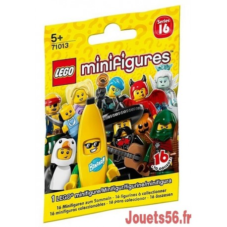 MINI FIGURES LEGO SERIE 16-jouets-sajou-56