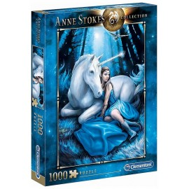 PUZZLE BLUE MOON 1000 PIECES A STOKES
