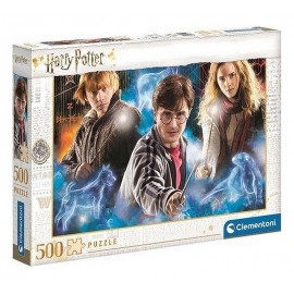 PUZZLE HARRY POTTER 500 PIECES HIGH QUALITY
