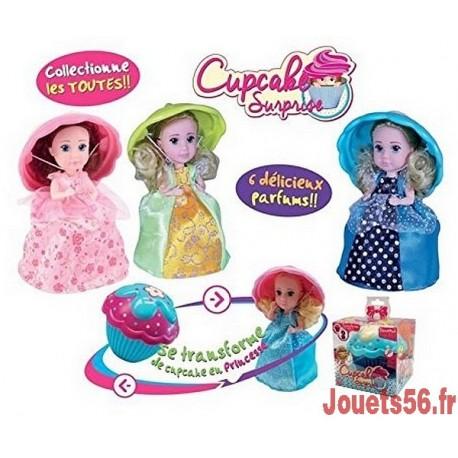 CUPCAKE SURPRISE  POUPEE PARFUMEE ASST-jouets-sajou-56