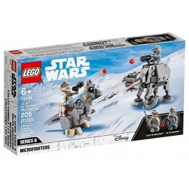 75298 MICROFIGHTERS AT-AT CONTRE TAUNTAUN LEGO STAR WARS