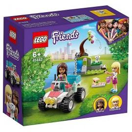 41442 BUGGY SAUVETAGE CLINIQUE VETERINAIRE LEGO FRIENDS