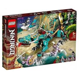 71746 LE DRAGON DE LA JUNGLE LEGO NINJAGO-LiloJouets-Morbihan-Bretagne