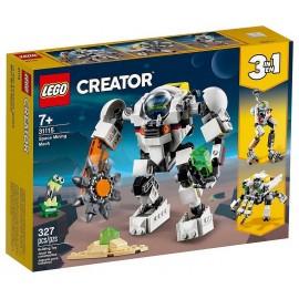 31115 ROBOT D'EXTRACTION SPATIALE LEGO CREATOR 3EN1