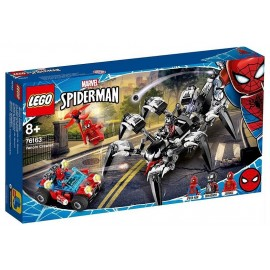 76163 VEHICULE ARAIGNEE DE VENOM LEGO SPIDERMAN