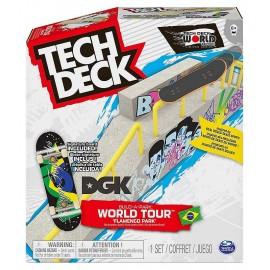 COFFRET BUILD A PARK WORLD TOUR FINGER SKATE TECH DECK ASST
