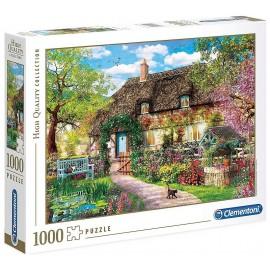 PUZZLE VIEUX COTTAGE 1000 PIECES HIGH QUALITY