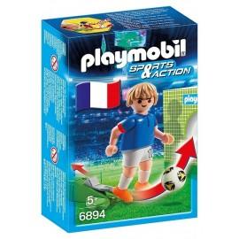 6894 JOUEUR DE FOOT FRANCAIS-jouets-sajou-56