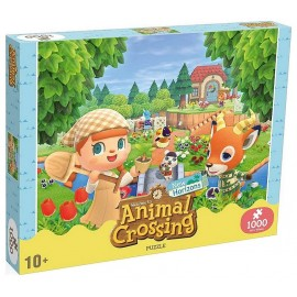 PUZZLE ANIMAL CROSSING 1000 PIECES-LiloJouets-Morbihan-Bretagne
