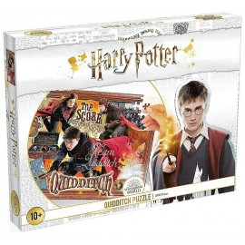 PUZZLE HARRY POTTER QUIDDITCH 1000 PIECES-LiloJouets-Morbihan-Bretagne