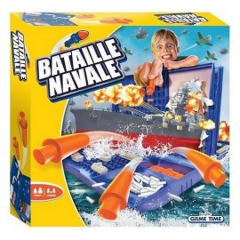JEU BATAILLE NAVALE BOITIER REFERMABLE