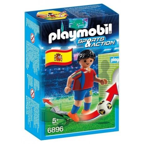 6896 JOUEUR DE FOOT ESPAGNOL-jouets-sajou-56