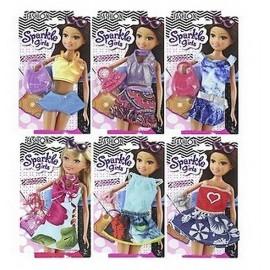 TENUE POUPEE MODE SPARKLE GIRLZ-jouets-sajou-56