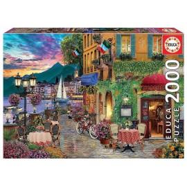PUZZLE ITALIAN FASCINO 2000 PIECES