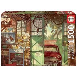 PUZZLE VIEUX GARAGE ARLY JONES 1500 PIECES