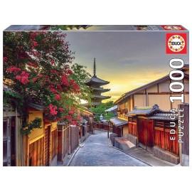 PUZZLE PAGODE YASAKA KYOTO JAPON 1000 PCES