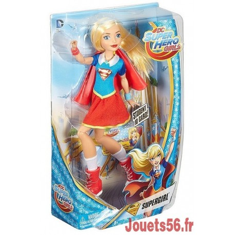 SUPERGIRL DC SUPER HERO GIRLS-jouets-sajou-56