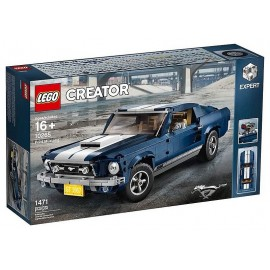 10265 FORD MUSTANG LEGO CREATOR EXPERT