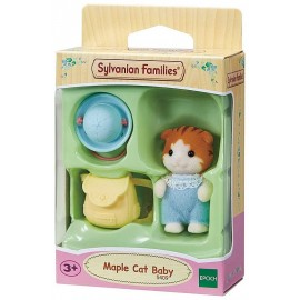 BEBE CHAT ROUX SYLVANIAN FAMILIES