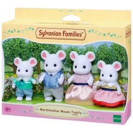 FAMILLE SOURIS MARSHMALLOW SYLVANIAN FAMILIES