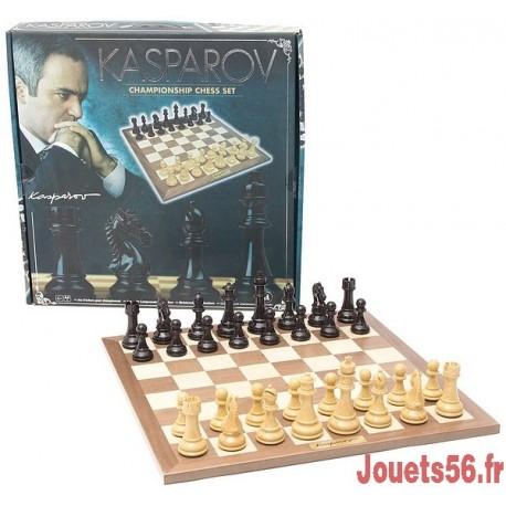 COFFRET ECHECS KASPAROV - 40CM-jouets-sajou-56