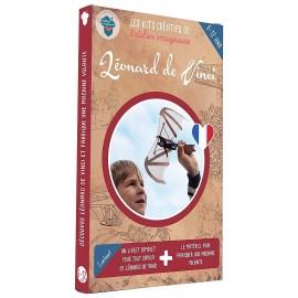 KIT CREATIF LEONARD DE VINCI-LiloJouets-Morbihan-Bretagne