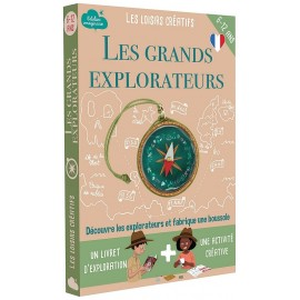 KIT CREATIF GRANDS EXPLORATEURS