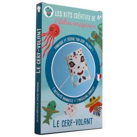 KIT CREATIF CERF-VOLANT-LiloJouets-Morbihan-Bretagne