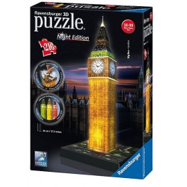 PUZZLE BIG BEN NIGHT EDITION 3D-jouets-sajou-56