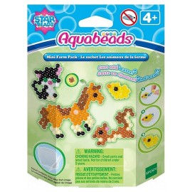SACHET THEMATIQUE PERLES AQUABEADS ASST
