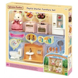 SET AMEUBLEMENT COSY COTTAGE SYLVANIAN FAMILIES