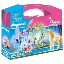 70529 VALISETTE FEES ET LICORNE PLAYMOBIL FAIRIES