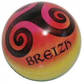 BALLON 23CM BREIZH RAINBOW
