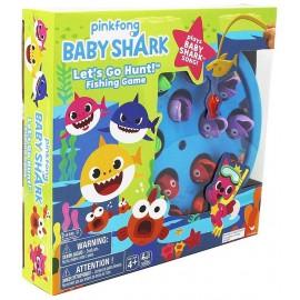 JEU DE PECHE BABY SHARK