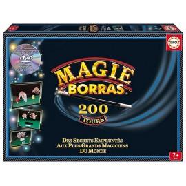 COFFRET 200 TOURS DE MAGIE BORRAS AVEC DVD -LiloJouets-Morbihan-Bretagne