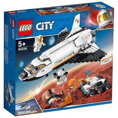 60226 LA NAVETTE SPATIALE LEGO CITY-LiloJouets-Morbihan-Bretagne