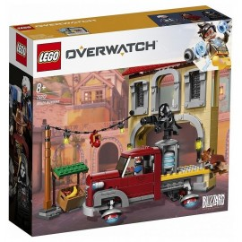 75972 ESCORTE A DORADO LEGO OVERWATCH