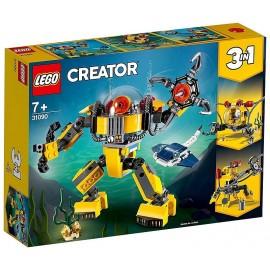 31090 LE ROBOT SOUS-MARIN LEGO CREATOR