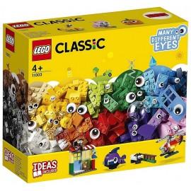 11003 BOITE BRIQUES ET YEUX LEGO CLASSIC