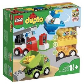 10886 MES PREMIERS VEHICULES LEGO DUPLO
