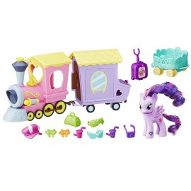 TRAIN DE L'AMITIE MY LITTLE PONY -jouets-sajou-56