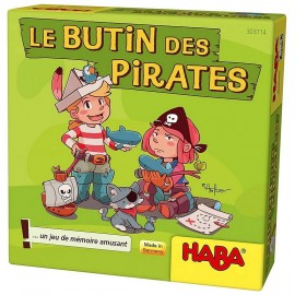 JEU LE BUTIN DES PIRATES-LiloJouets-Morbihan-Bretagne