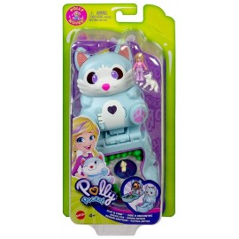 COFFRET TRANSFORMABLE POLLY POCKET ASST