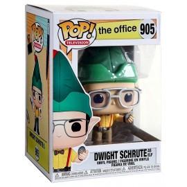 FIGURINE POP 905 DWIGHT ELFE THE OFFICE 9CM