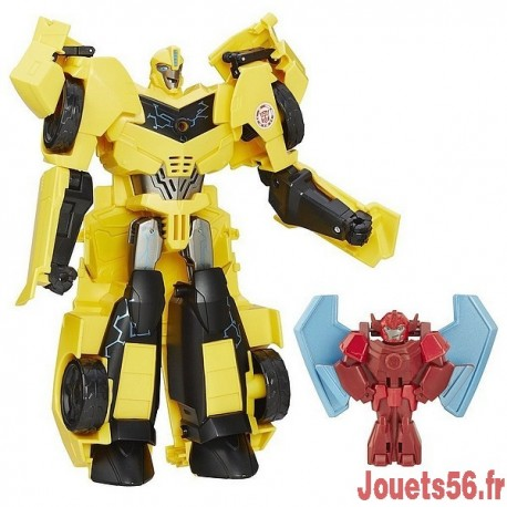POWER HERO BUMBLEBEE TRANSFORMERS-jouets-sajou-56