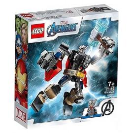 76169 L'ARMURE ROBOT DE THOR LEGO MARVEL AVENGERS-LiloJouets-Morbihan-Bretagne