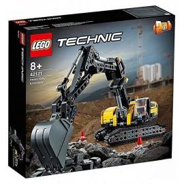 42121 PELLETEUSE LEGO TECHNIC 2EN1
